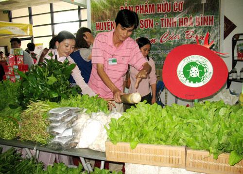 Xúc tiến thương mại để khơi thông thị trường cho nông sản hàng hóa