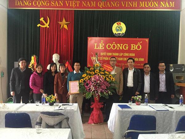Tăng cường công tác xây dựng Đảng, đoàn thể trong các doanh nghiệp khu vực ngoài nhà nước