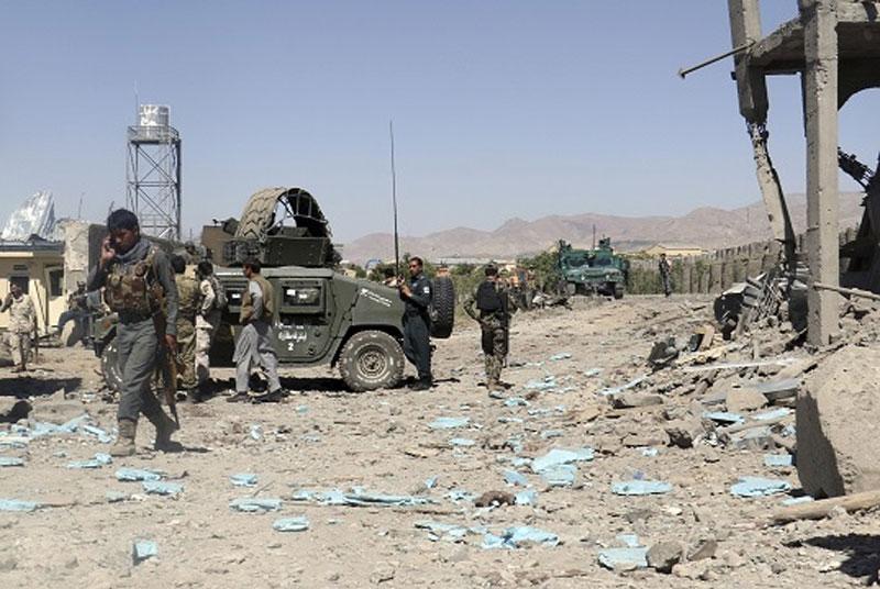 Taliban tấn công căn cứ quân sự Afghanistan, ít nhất 43 binh sĩ thiệt mạng