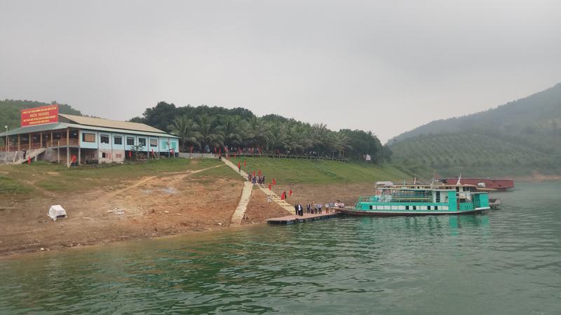 Nâng tầm du lịch huyện Đà Bắc