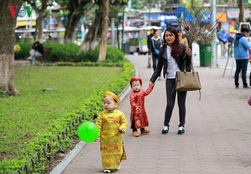 Dự báo từ 29 đến mùng 3 Tết, Hà Nội có thời tiết đẹp