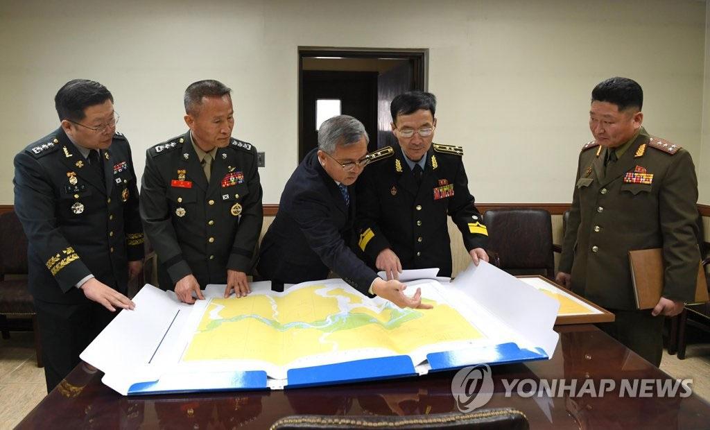 Hàn Quốc và Triều Tiên nhất trí cho phép tàu thuyền dân sự qua lại cửa sông Hàn