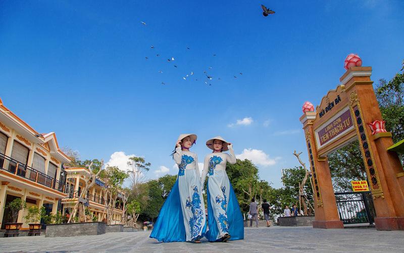 Tây Ninh và Phú Quốc là hai điểm sáng giá cho du Xuân