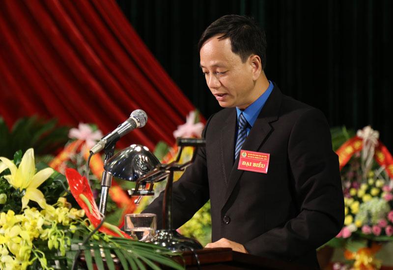 Đại hội Công đoàn tỉnh lần thứ XVI nhiệm kỳ 2018-2023 thành công tốt đẹp