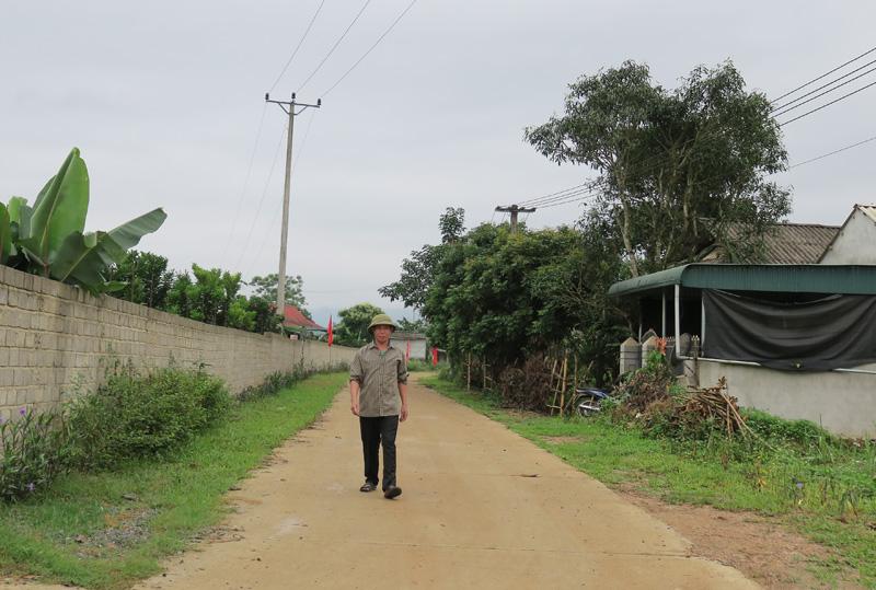 """Hoà Bình: Xã nghèo nuôi ước vọng """"nông thôn mới"""""""