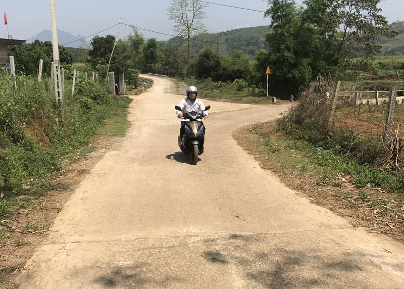 Xã Đông Phong - nhân dân đồng thuận chung sức xây dựng nông thôn mới