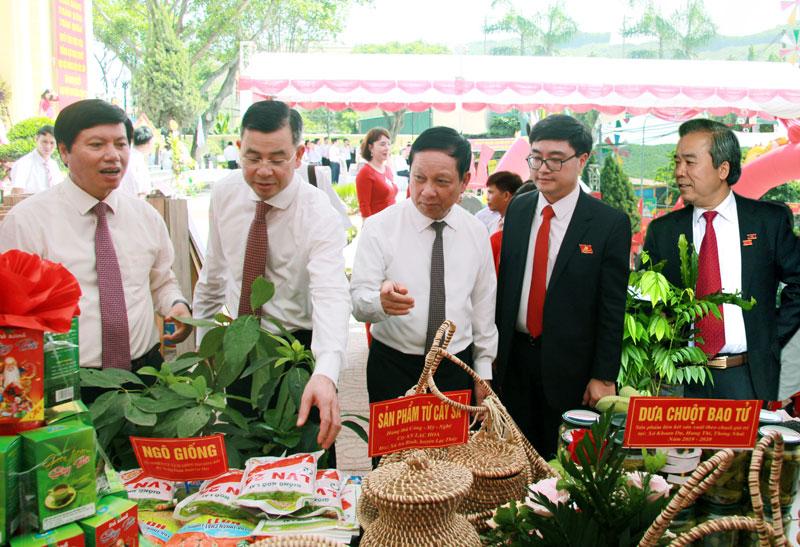 Nông nghiệp phát triển, nông thôn đổi mới, quyết tâm tạo đột phá trong nhiệm kỳ 2020 - 2025