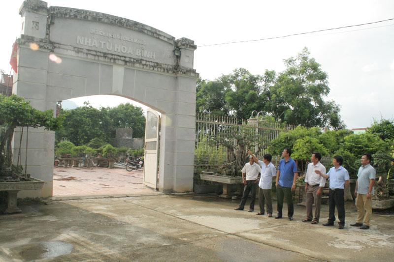 Nhà tù Hòa Bình - nơi ghi dấu quá khứ cách mạng hào hùng