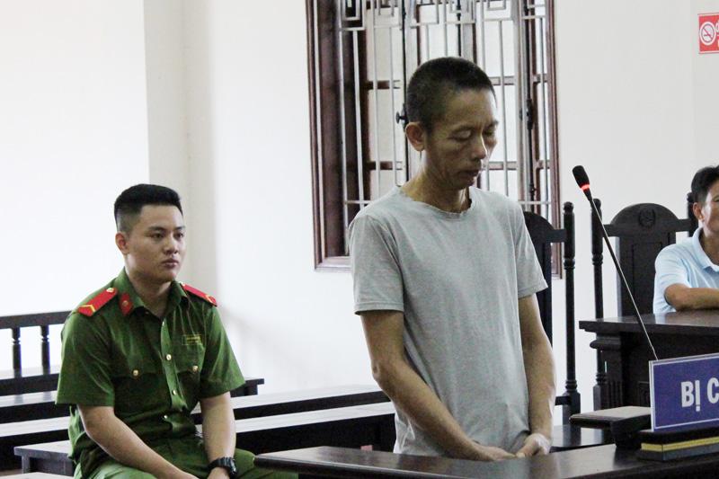 Với hành vi phạm tội của mình, Đỗ Văn Hưởng đã phải nhận bản án 17 năm tù.