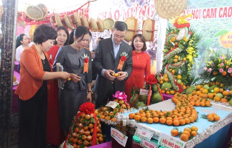 Đoàn kết năng động, sáng tạo, xây dựng Cao Phong trở thành huyện nông thôn mới