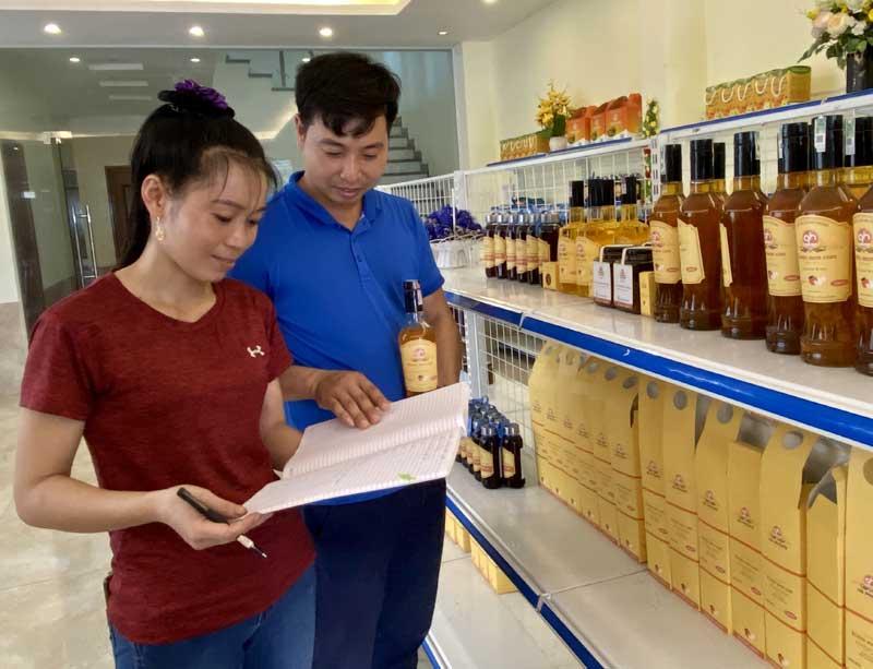 Nông nghiệp Cao Phong phát triển theo hướng nâng cao giá trị sản phẩm