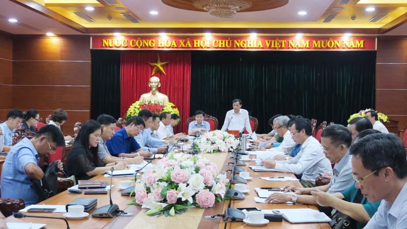 Chủ tịch UBND tỉnh Bùi Văn Khánh: Kích hoạt mọi hoạt động ứng phó với đại dịch Covid-19 và thiên tai