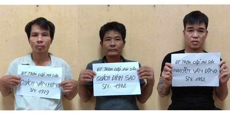 Công an huyện Kim Bôi: Khám phá thành công chuyên án trộm cắp xe mô tô