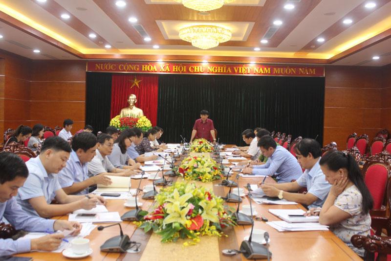 Đại hội đại biểu các dân tộc thiểu số tỉnh lần thứ III diễn ra từ ngày 14 - 15/10/2019