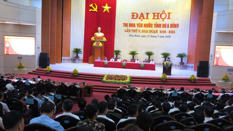 Đại hội Thi đua yêu nước tỉnh lần thứ V, giai đoạn 2020 - 2025 họp phiên trù bị