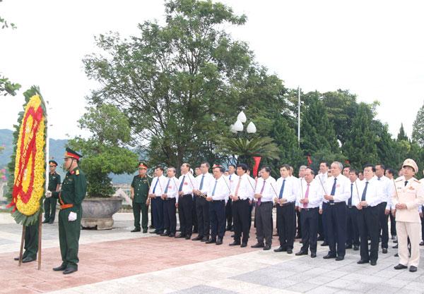 TRỰC TIẾP: Đại hội Thi đua yêu nước tỉnh Hòa Bình lần thứ V, giai đoạn 2020 - 2025