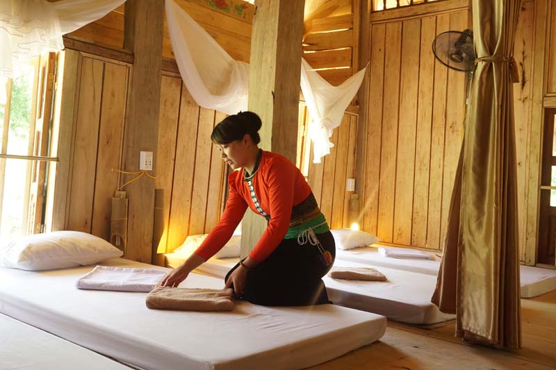Trải nghiệm du lịch lòng hồ Đà Bắc